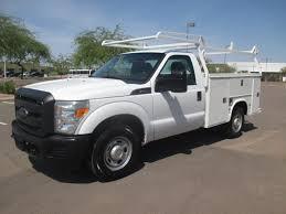 SERVICE - UTILITY TRUCKS FOR SALE IN PHOENIX, AZ