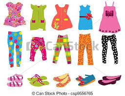 Clothing Clip Art Free Clipart Info