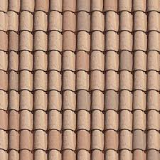 clay roof tile texture seamless 03466
