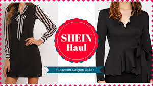 SHEIN Haul & Review I With Discount Coupon Code I Simi Bella