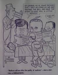 Vintage Anti JFK GOP Coloring Book From Early 60s