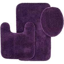 Walmart Purple Bathroom Sets by Bathroom Rugs Walmart U2013 Homefield