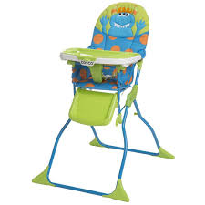 Cosco Slim Fold High Chair Recall cosco simple fold deluxe high chair monster syd babies