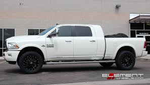 Dodge Ram 2500 Wheels | Custom Rim And Tire Packages