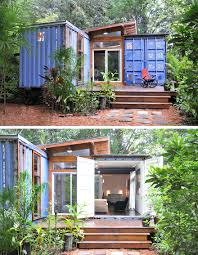 100 How To Make A Container Home 35 Tiny S That The Most Of Little Space Bored Panda