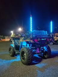 Color Series LED Whips – OutlawWhips.com