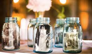 Mason Jars Are Perfect For DIY Weddings They Ideal As Centerpieces Table Numbers Chair Decorations And Even Favors