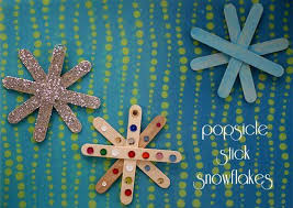 Snowflake Craft Kids 162 Best Ideas Con Paletas De Helados Images On Pinterest Of