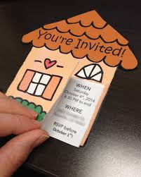 DIY Free Template Housewarming Invites