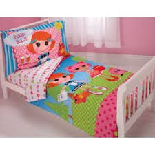 crown crafts lalaloopsy 4 piece toddler bedding set reviews