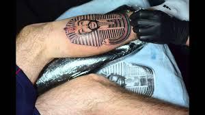 Mac Dre Genie Of The Lamp by Mac Dre Tattoo Time Lapse Youtube
