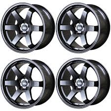 4 X Bola B1 Gunmetal Grey Alloy Wheels - 5x114 | 18x9.5 | ET 30 | EBay Gearalloy Hash Tags Deskgram 18in Wheel Diameter 9in Width Gear Alloy 724mb Truck New 2016 Wheels Jeep Suv Offroad Ford Chevy Car Dodge Ram 2500 On Fuel 1piece Throttle D513 Find 726b Big Block Satin Black 726b2108119 And Vapor D569 Matte Machined W Dark Tint Custom 4 X Bola B1 Gunmetal Grey 5x114 18x95 Et 30 Ebay 125 17 Tires Raceline 926 Gunner Rims On Sale Dx4 Mesh Painted Discount Tire Hot 601 Red Commando Wgear Colorado Diecast
