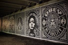 Big Ang Mural Chicago by Obey U0027revolutions U0027 Murals In Chicago Postersandprints Squarespace