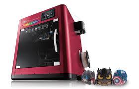 Another Full Color Desktop 3D Printer