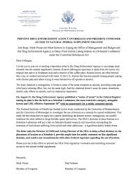 Pocan Salmon Dear Colleague Letter to the DEA