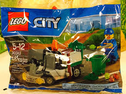 LEGO Garbage Truck 30313 & Mini Golf 30203 Polybags Released ... Lego City Garbage Truck 60118 4432 From Conradcom Dark Cloud Blogs Set Review For Mf0 Govehicle Explore On Deviantart Lego 2016 Unbox Build Time Lapse Unboxing Building Playing Service Porta Potty Portable Toilet City New Free Shipping Buying Toys Near Me Nearst Find And Buy