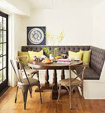 Kitchen Diner Booth Ideas by Best 25 Corner Bench Dining Table Ideas On Pinterest Corner