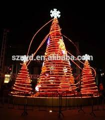 Giant Led Christmas Tree Christmas Scenes For Outdoor Large Shopping