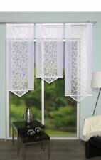 gardinen vorhänge im landhaus stil fürs schlafzimmer
