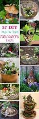 Disney Fairy Garden Decor by Best 25 Miniature Fairy Gardens Ideas On Pinterest Mini Gardens
