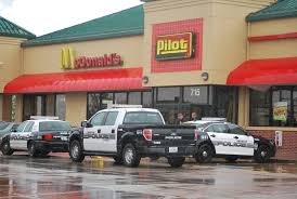 Police Investigating Armed Robbery At Truck Stop In East Amarillo ... Pilot Truck Stop Youtube Chattanooga Tnjune 24 2016 Travel Stock Photo 443081914 Truck Trailer Transport Express Freight Logistic Diesel Mack United Van Lines 18 Wheeler Tractor Trailer At Truck Stop In Truckdriverworldwide Stops Scales Centers Milford Ct Salina Kansas Usa Baby Lets Be Honest Its Royalty Jurors Flying J Fraud Trial Hear Racist Recordings 2197 Walkabout The Ldon Ohio