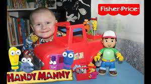 Fisher Price Handy Manny's Truck - Умелец Мэнни Disney - YouTube Amazoncom Handy Manny Volume 3 Amazon Digital Services Llc Coloring Pages For Kids Printable Free Coloing Big Red Truck With In Gilmerton Edinburgh Baby Fisherprice Mannys Tuneup And Go Toys Paw Patrol Giant Vehicle Ultimate Fire Truck Marshall Sounds Lights Fire Rescue 4x4 Matchbox Cars Wiki Fandom Powered By Wikia Fisher 2 1 Transforming Ebay Toy Box Disney Handy Manny Port Talbot Neath Gumtree Is This Bob The Builder For Spanish Kids Erik