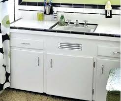 Vintage Youngstown Kitchen Sink Cabinet by Vintage Metal Kitchen Cabinets For Sale U2013 Frequent Flyer Miles
