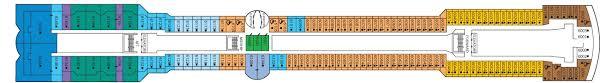 Celebrity Constellation Deck Plan Aqua Class by Celebrity Constellation Loveitbookit