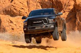 2017 Ram Power Wagon: 7,000+ Lbs HD Off-Road Truck That's Not Afraid ...