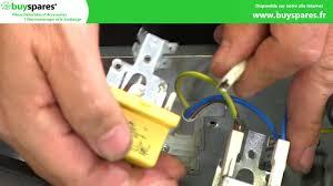 seche linge beko dc7130 comment remplacer un filtre secteur défectueux de sèche linge