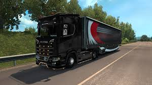 Euro Truck Simulator 2 Scania S730 ''It Starts With You'' | Hry ...
