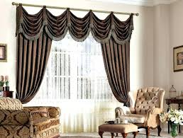 Living Room Curtains Ideas by White And Brown Curtains Living Room Drapes And Curtains Ideas
