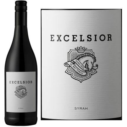 Excelsior Estate Shiraz, South Africa (Vintage Varies) - 750 ml bottle