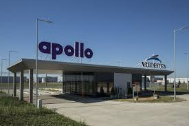 100 Production Truck Apollo Starts Production Of Truck Tires In Hungary The Budapest