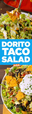 Best Dorito Taco Salad