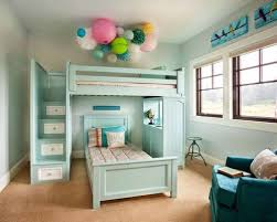 bunk bed with stairs houzz