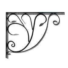 Leafy Leaf Wrought Iron Mail Box Bracket Achla Designs Accessories ... Wrought Iron Awnings Porches Canopies Of Bath Lead And Porch With Corbels Brackets Timeless 1 12w X 10d X 12h Grant Bracket This One Is Decorative Shelve Arbors Pergolas 151 Best Images On Pinterest Front Gates Wooden Best 25 Iron Ideas Decor 76 Mimis Mantel Mantels Twisted Metal Steel Patio Cover Chrissmith Awning Suppliers And Lexan Door Full Image For Custom Built