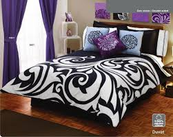 Elegant Black And White Damask Queen Bedding 90 Cheap Duvet