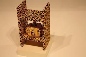 Yayoi Kusama Pumpkin Sculpture by Unique Furniture A Highlight At Art Basel Miami Fairs Decor10 Blog