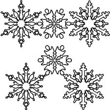 Coloriage Flocon De Neige Noel Coloriage Magique Addition