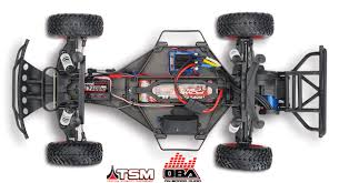 100 Slash Rc Truck Traxxas VXL 2wd Brushless Short Course RC CARS FOR