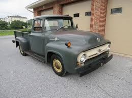 100 1956 Ford Truck F100 For Sale 2214727 Hemmings Motor News