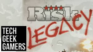 Lets Play Risk Legacy Game 1