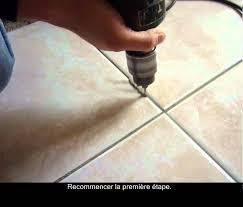 hd comment démonter les joints d un carrelage