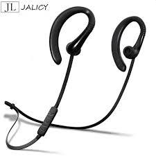 JALICY Sport Earphones Bluetooth Headphones Wireless Headset With
