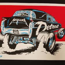 Metallica Tonight's Show Poster From Detroit #Metallica #WorldWired ... Fine Rat Fink Posters And Best Ideas Of 159296172_ed 5 Sponsors Eau Claire Big Rig Truck Show Vintage Vanbased Monster Crushing Modern Stock Vector Hd Scarlet Bandit Car Bigfoot Gigantic Print Poster Ebay Amazoncom Wall Decor Art Poster Jam Images About Trucks On Pinterest Giant Cartoon Anastezzziagmailcom 146691955 Extreme Sports Photo Radio Control Buggy And Classic Motsport Pack 8 Prints Gifts For Hot Wheels Monster Jam Stars And Stripers Collection Stunt Ramp Max