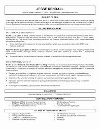 Hospital Unit Secretary Resume Awesome Bunch Ideas Clerk Objective Examples Augustais For