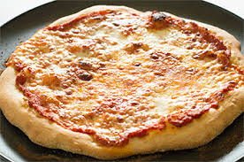 Simple But Impressive Homemade Margherita Pizza With Dough And Sauce From Scratch Recipe Includes Nutritional