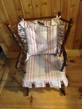 Jfk Rocking Chair Auction by America American Rocking Chair Antique Furniture Ebay