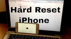Hard reset iphone 6s 6s plus SE 6 6 plus 5s 5c 5 4s 4